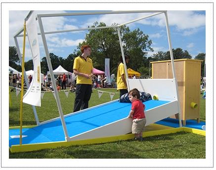 IKEA - experiential activity - Crazy Golf