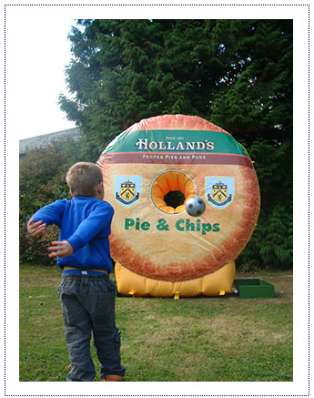 Hollands Pies - Inflatable