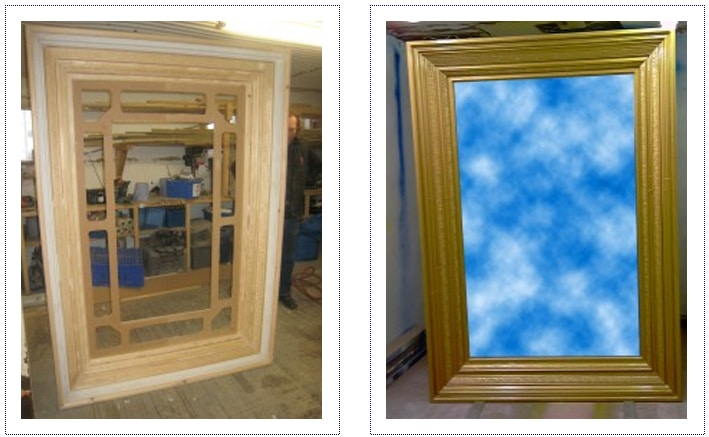 WIP - Giant Picture Frames