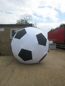 Inflatable Giant Football