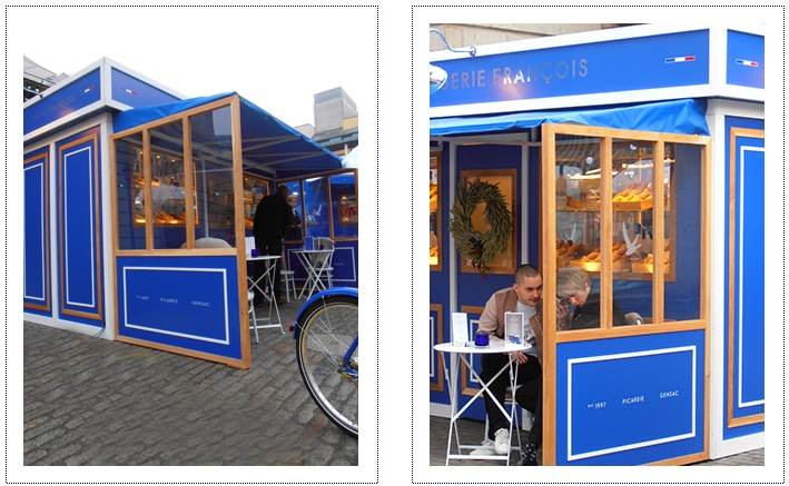 Grey Goose - Boulangerie - experiential activity