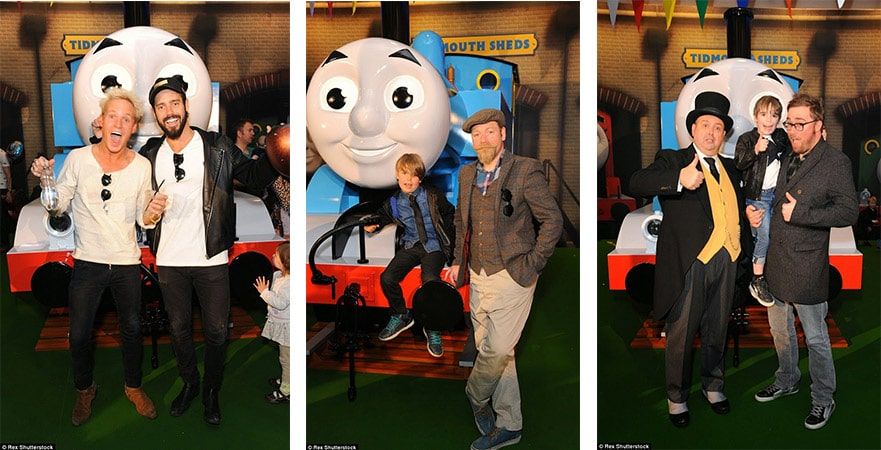 Thomas the Tank Engine - Event photos