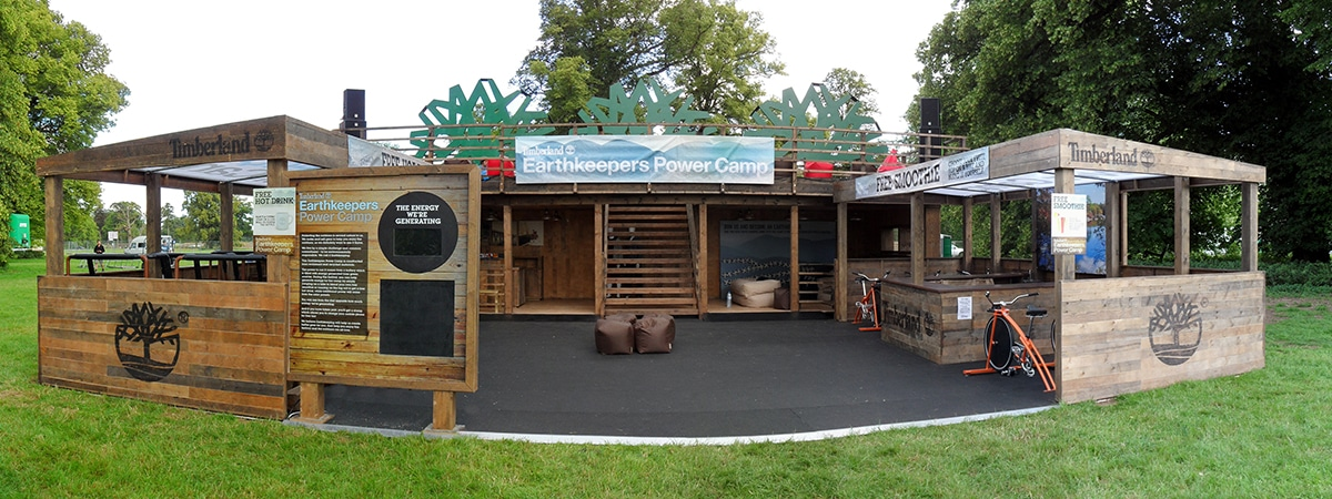 Converted shipping container for experiential activity great things to do with shipping - How to convert a shipping container ...