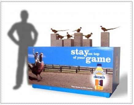 Experiential Activity - Game - Pheasant Hoopla