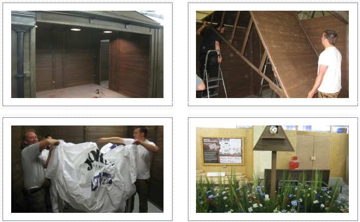 Jordans Experiential - Barn for County Shows