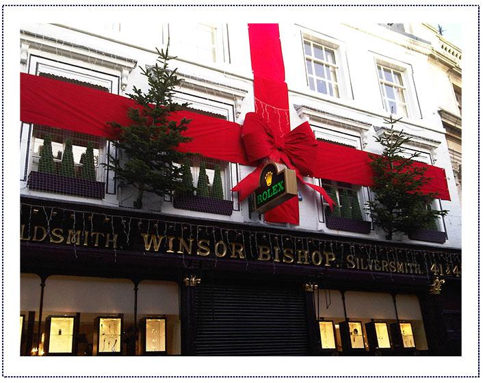 window display - Winsor Bishop