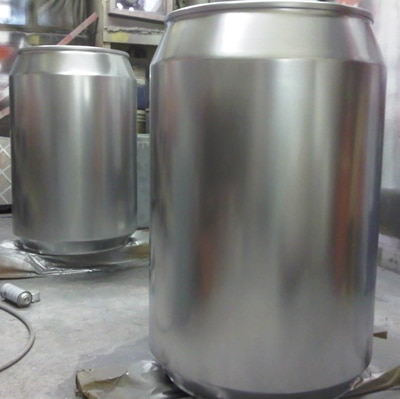 Giant Props - Drinks Cans