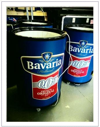 Chilled Dump Bins - Bavaria