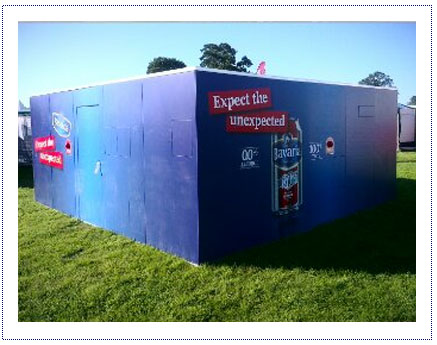 Bavaria - Experiential Stand - County Shows