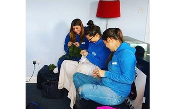 Scene2 team crochet